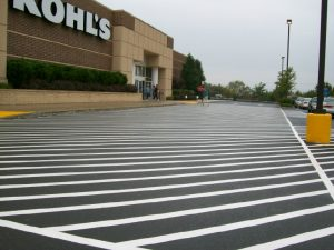 Commercial Line Striping
